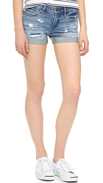 Blank Denim Tomboy Shorts