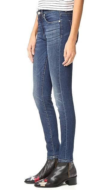Blank Denim High Rise Jeans