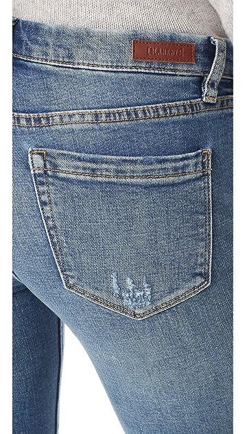 Blank Denim App Happy Straight Jeans
