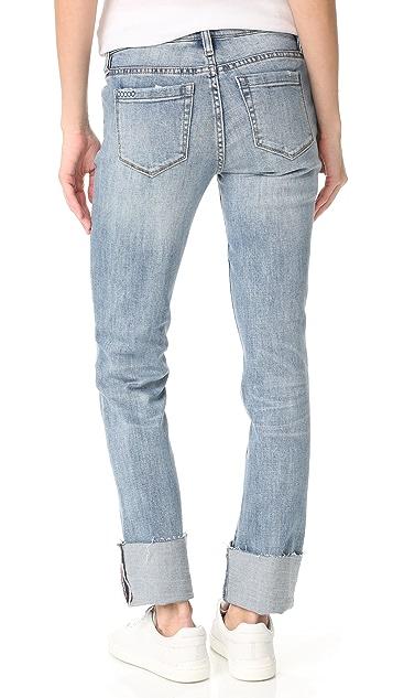Blank Denim Lost & Found Cuffed Jeans