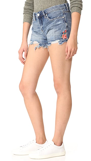 Blank Denim Wild Child Cutoff Shorts