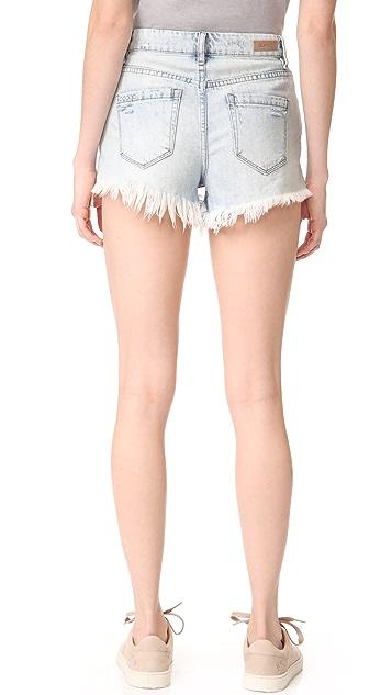 Blank Denim Love Stoned Cutoff Shorts