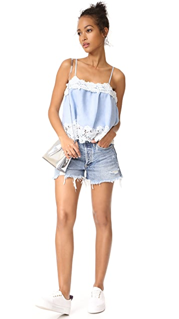 Blank Denim Perfect Strangers Top