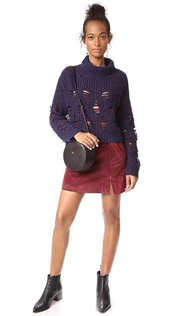 Blank Denim Ruby Skirt