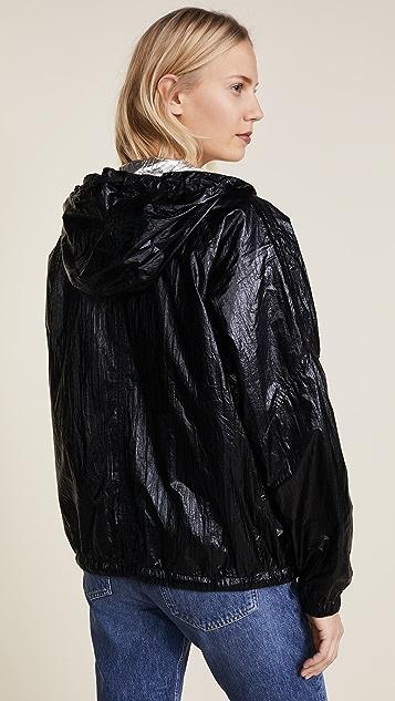 Blank Denim Reversible Hooded Anorak