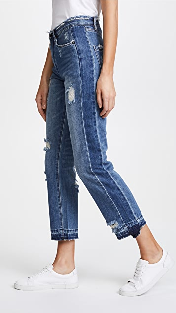 Blank Denim The Straight Up Jeans