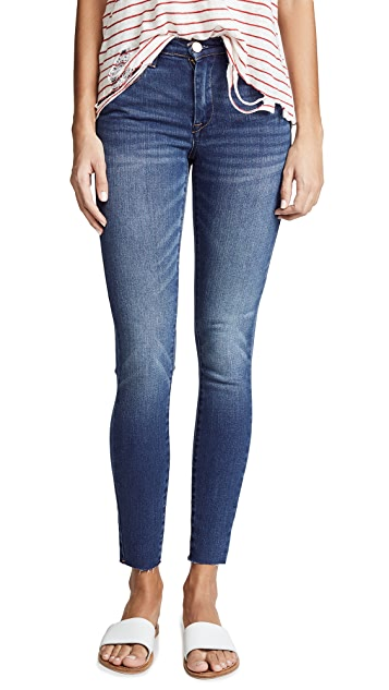 Blank Denim The Bond Skinny Ankle Jeans