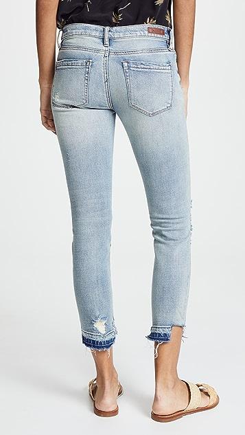 Blank Denim The Reade Skinny Jeans