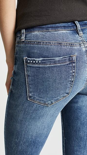 Blank Denim Noho Skinny Jeans