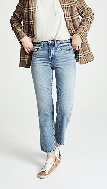Blank Denim Kingpin Straight Jeans
