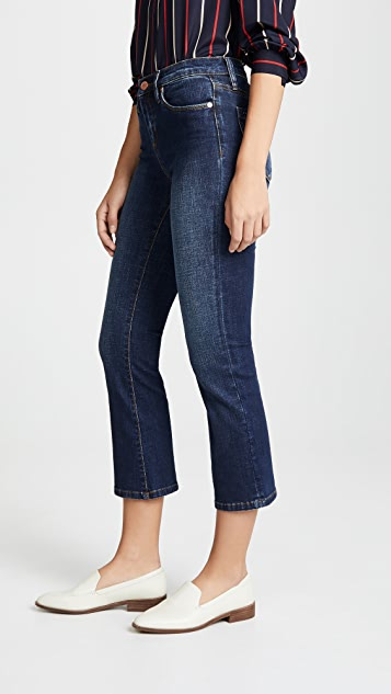 Blank Denim The Varick High Rise Jeans