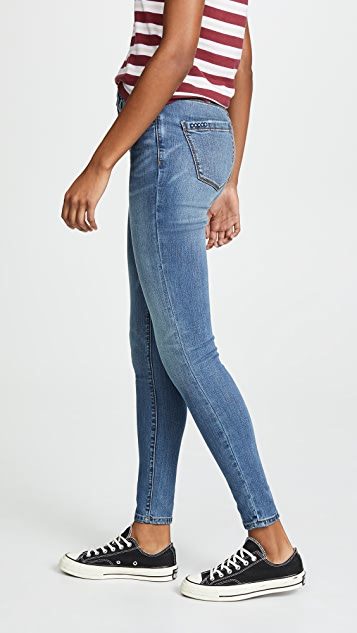 Blank Denim The Bond Skinny Jeans