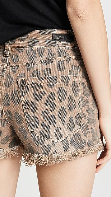 Blank Denim Обрезанные шорты