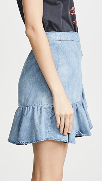 Blank Denim Pretty Woman Skirt