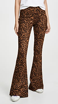 On the Prowl Flare Jeans