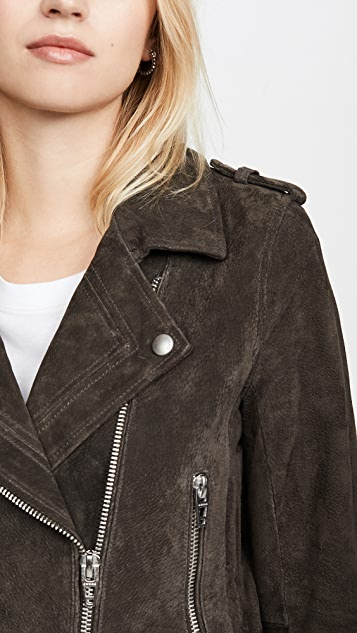 Blank Denim Shadow Grey Jacket