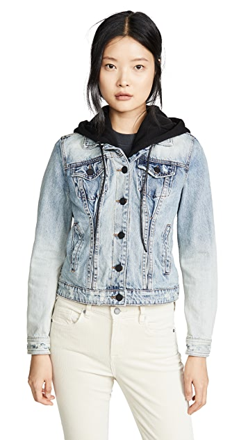 Blank Denim Casual Encounter Jacket