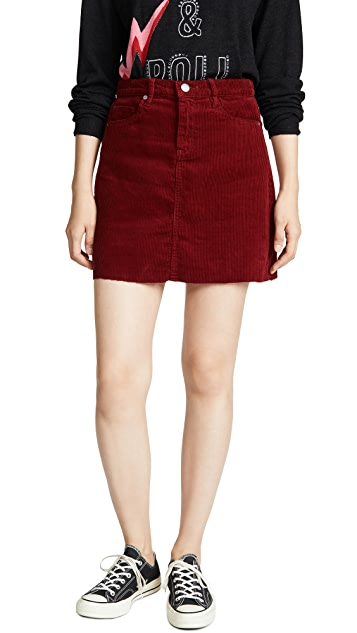 Blank Denim Cherry Pop Skirt
