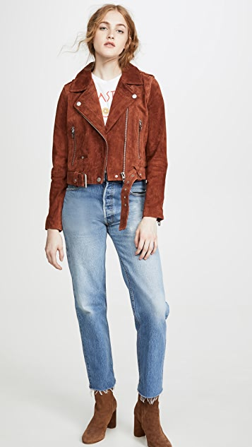 Blank Denim Dried Tobacco Jacket