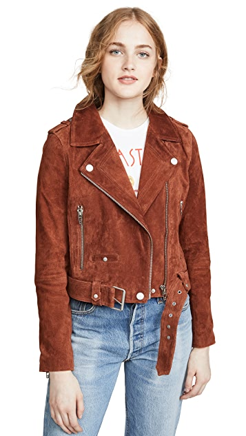 Blank Denim Dried Tobacco Jacket