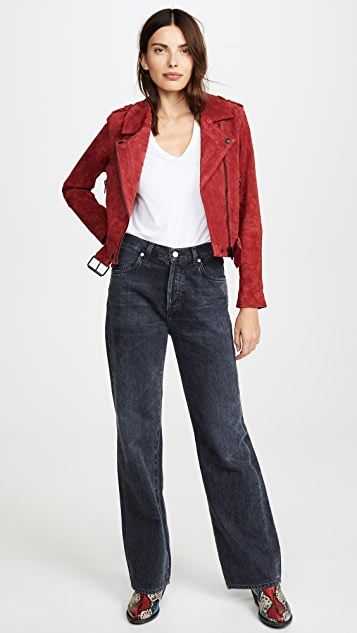 Blank Denim Cardinal Jacket