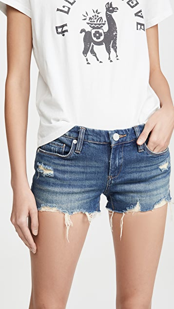 Blank Denim Shake It Out Shorts