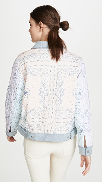 Blank Denim Reversible Summer Breeze Jacket