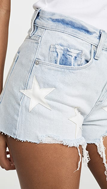 Blank Denim Allstar Denim Shorts