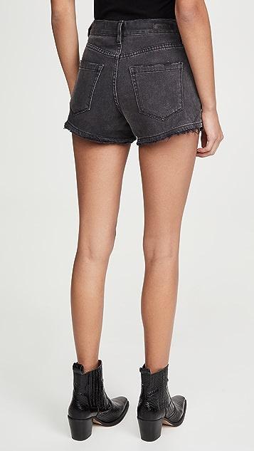 Blank Denim Toxic Traits Denim Shorts