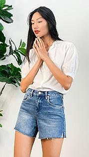 Blank Denim Good Vibrations 短裤