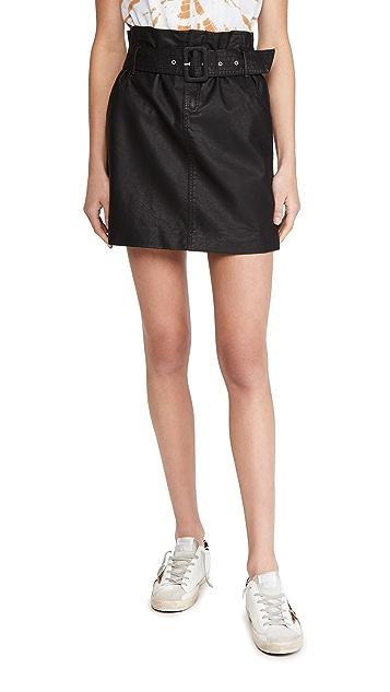 Blank Denim Dark Secrets Skirt