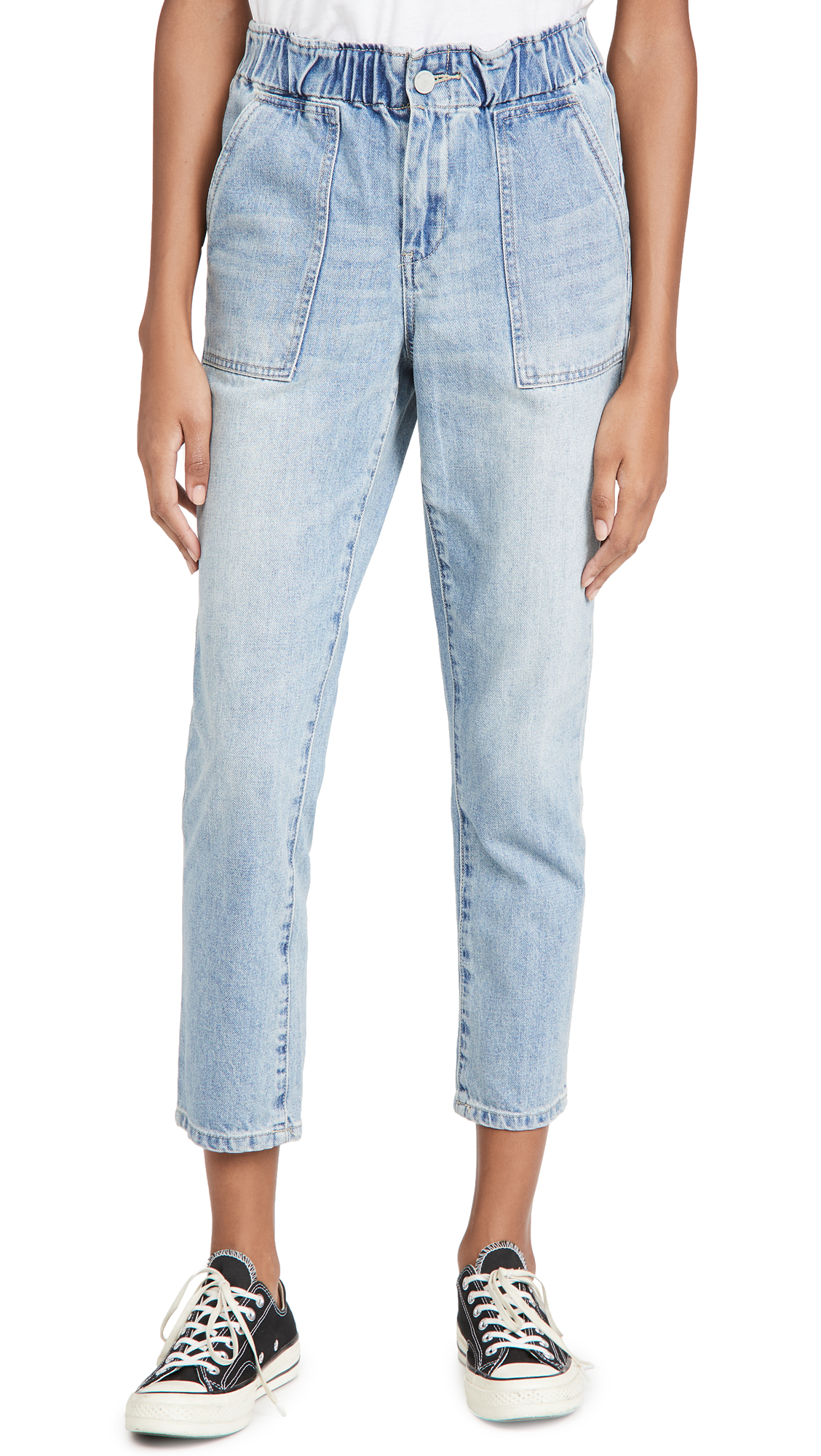 Blank Denim Love Letter Jeans