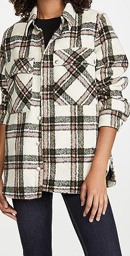 Blank Denim - Outsider Plaid Jacket