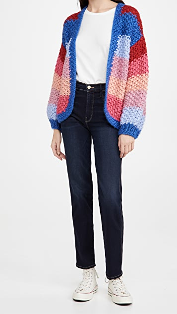 Blank Denim Catch the Rainbow Cardigan
