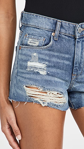 Blank Denim Been There Before Shorts