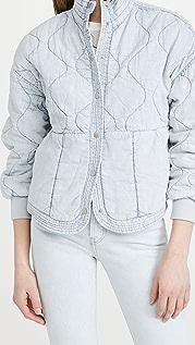 Blank Denim Sun Bleached Jacket