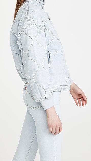 Blank Denim 日光漂洗夹克