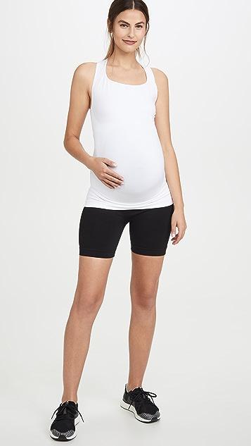 BLANQI 孕妇装小腹支撑短裤