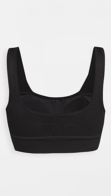 BLANQI Everyday Ribbed Seamless Bralette