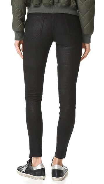 BLK DNM Leather Pants 22