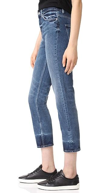 BLK DNM Jean 34 High Rise Jeans