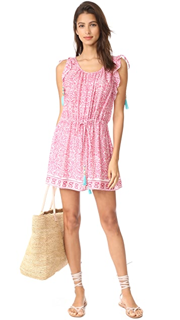 Bell Tassel Mini Dress