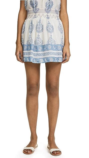 Bell Printed Skirt