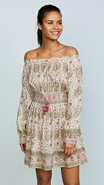 Bell Printed Dress