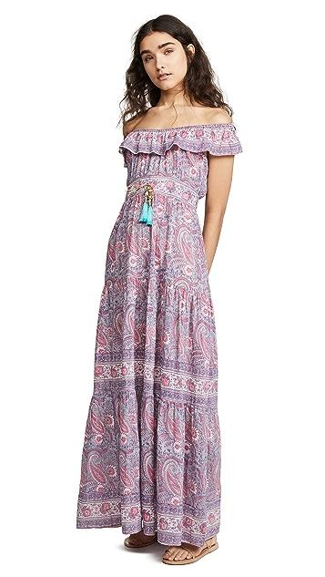 Bell Макси-платье Bella