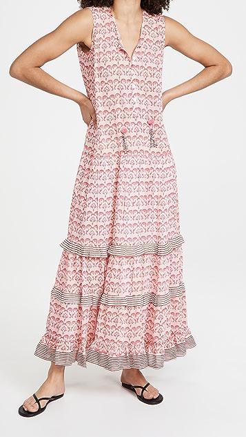 Bell Tegan 长连衣裙
