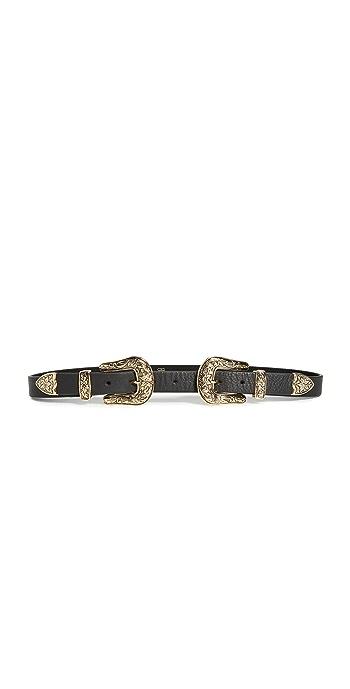 B-Low The Belt Baby Bri Bri Belt - Black/Gold