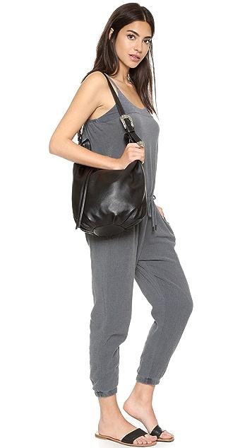 B-Low The Belt Palladium Hobo Bag