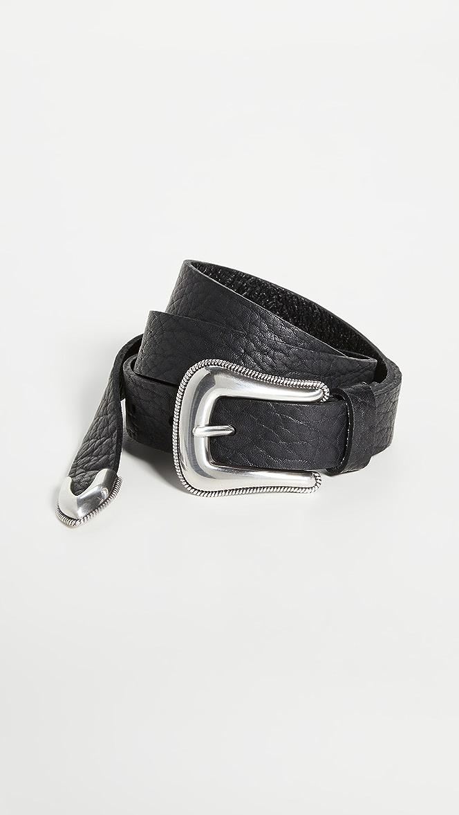 Mens Leather Dress Belt Turtle Print A.P.L