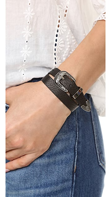 B-Low The Belt Bri Bri Double Wrap Bracelet
